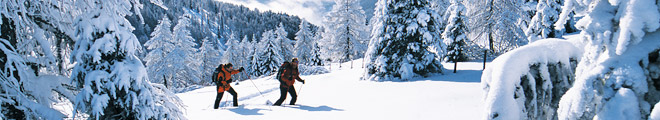 snowshoeing holidays in bulgaria in rila and vitosha mountains