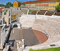 two day tour to Plovdiv and in Bulgaria