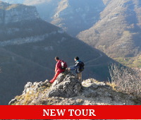 One day walking tour in the Balkan Mountains