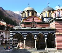 full day tour to Rila Monastery