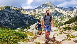 self-guided trekking tour in bulgaria to rila and pirin mountains