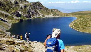 guided and self-guided hiking to the seven rila lakes in rila, bulgaria