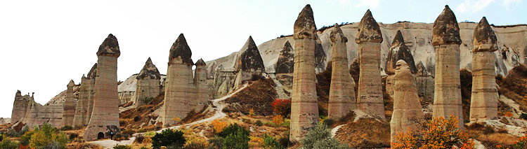 The miracles of Cappadocia