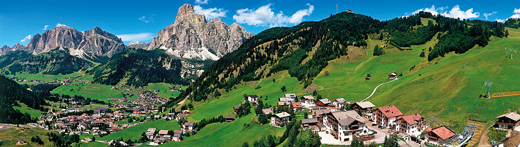 The Dolomites Of Val Badia, Trentino (center-based)
