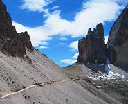 The Dolomites Nature Park Trail (inn to inn)