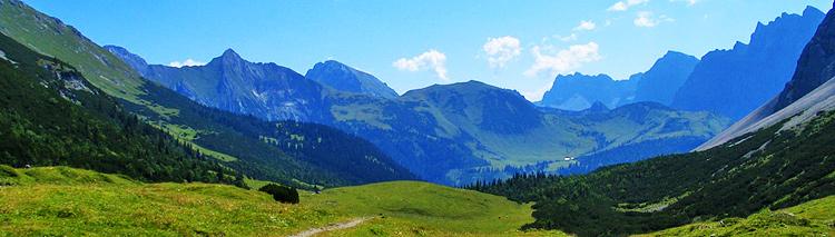 Trans Tyrol Trek: Garmisch - Innsbruck