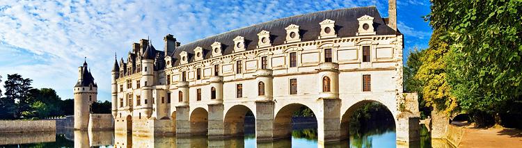 Loire Valley - UNESCO Castle To Castle Trek