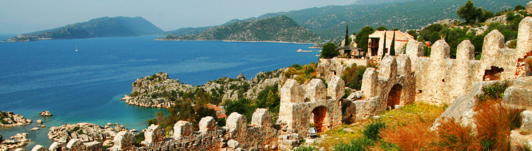 The Lycian Way Along The Turquouise Coast