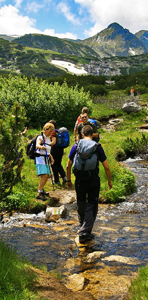 walking and hiking tours in bulgaria