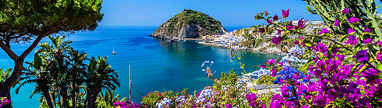 The Bay of Naples: Capri, Ischia & Procida