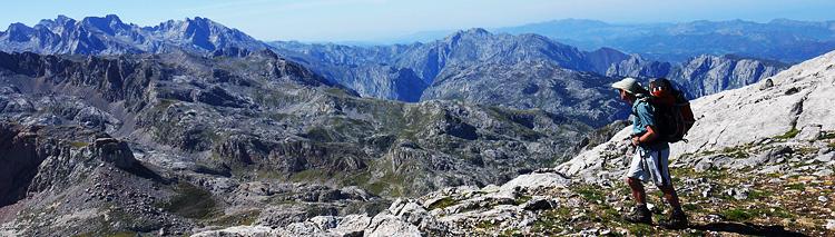 The Picos de Europa Trek
