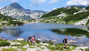 self-guided hiking tour in pirin and rila mountains