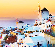 Naxos And Santorini Island Hopping