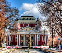 Walking tour of Sofia