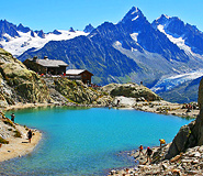 Tour Du Mont Blanc - 8 & 12-day packages
