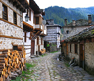 Hiking trek in the Rhodopes, Pirin, Rila & Vitosha mountains; guided walking holiday in Bulgaria