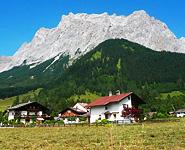 The Zugspitze Round Tour (Family Tour)
